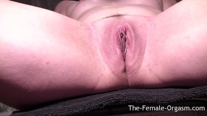 оргазмы и сокращения писи